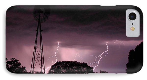 Super Storm IPhone Case