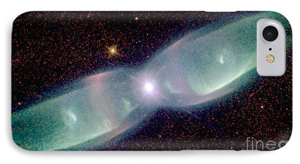 Supersonic Exhaust From Nebula Phone Case by STScI/NASA/Science Source