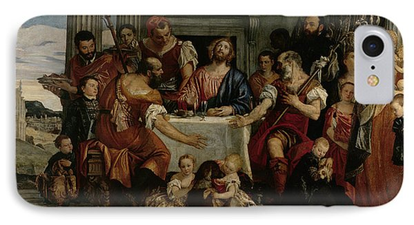 Supper At Emmaus Phone Case by Veronese