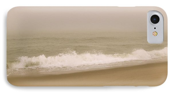 IPhone Case featuring the photograph Surf And Sand by Robin Regan