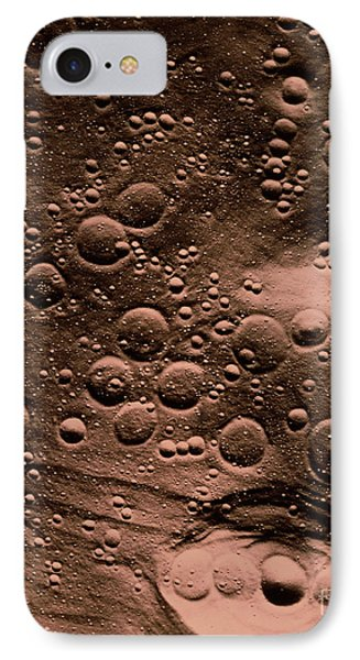 Surface Of The Moon IPhone Case by NASA / Science Source