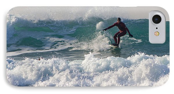 Surfers Paridise Phone Case by Brian Roscorla