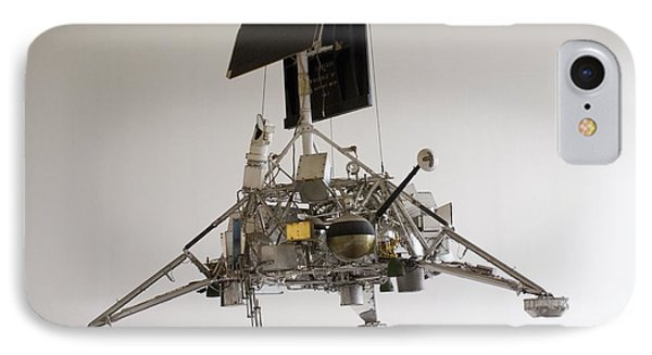 Surveyor Lunar Lander Test Model IPhone Case