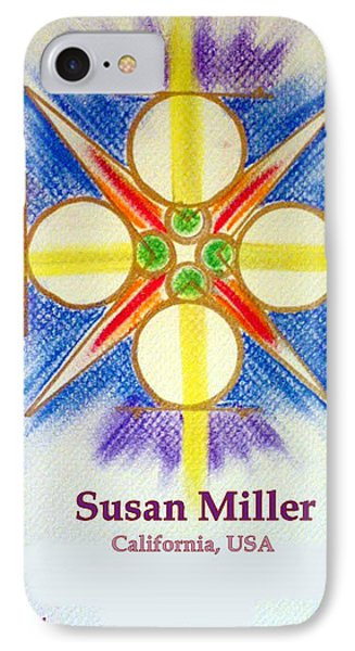 Susan Miller IPhone Case