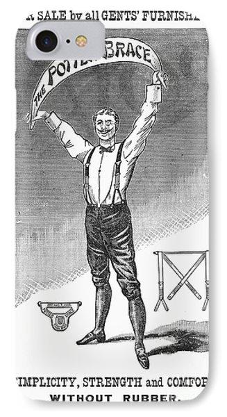 Suspenders, 1888 Phone Case by Granger