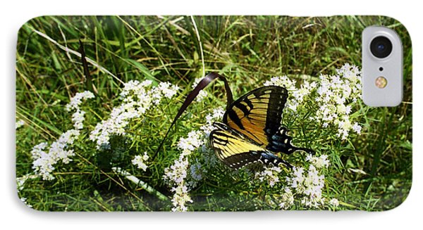 Swallow Tail  Phone Case by Skip Willits