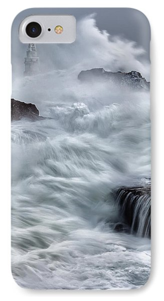 Swallowed By The Sea IPhone Case by Evgeni Dinev