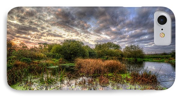 Swampy IPhone Case by Yhun Suarez