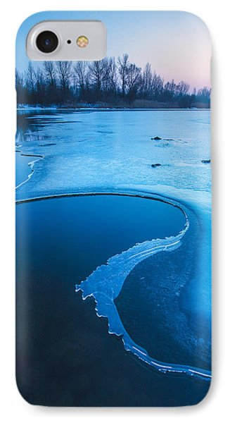 Swan IPhone Case by Davorin Mance