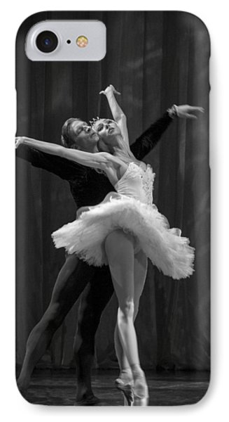 Swan Lake  White Adagio  Russia 2 Phone Case by Clare Bambers