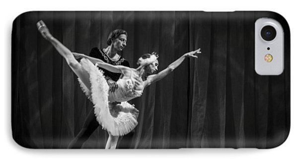 Swan Lake  White Adagio  Russia 3 Phone Case by Clare Bambers