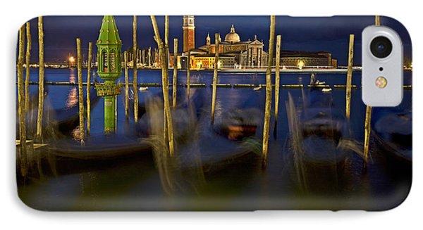 Swaying Gondolas Phone Case by Heiko Koehrer-Wagner