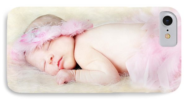 Sweet Baby Girl IPhone Case by Darren Fisher