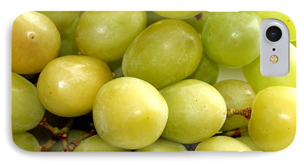Sweet Green Grapes Phone Case by Barbara Griffin