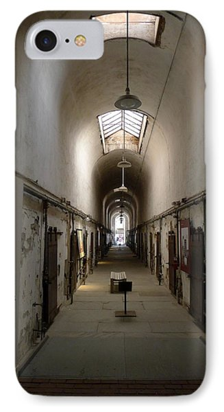 IPhone Case featuring the photograph Sweet Home Penitentiary II by Richard Reeve