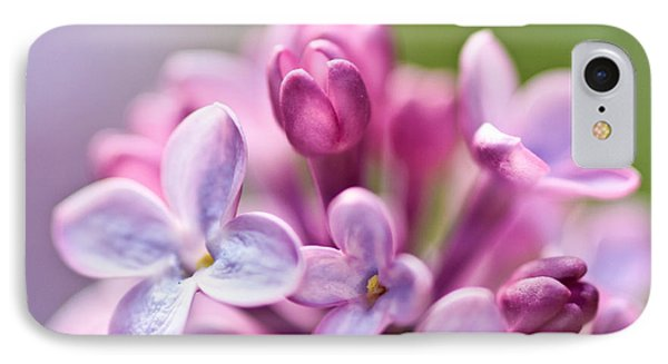 Sweet Lilac Phone Case by Mitch Shindelbower