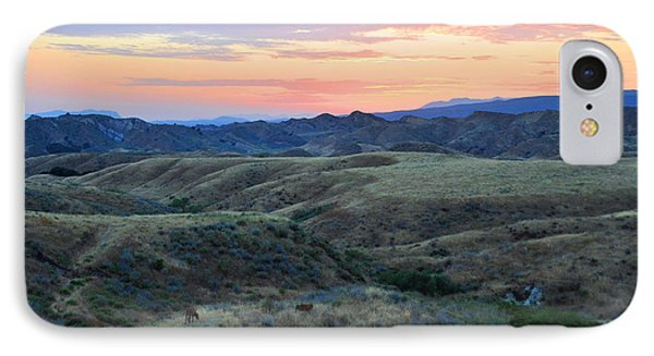 Sweet So Cal Sunset Phone Case by Lynn Bauer