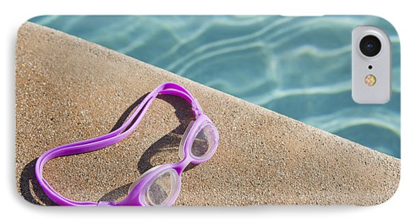 Swimming Pool Side IPhone Case