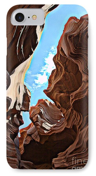 IPhone Case featuring the photograph Swirls by Jim McCain
