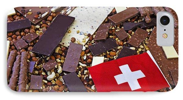 Swiss Chocolate Phone Case by Joana Kruse