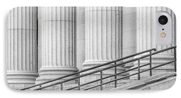 Symmetry IPhone Case by Susan Candelario