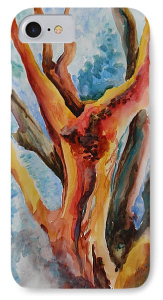 Symphony Of Branches IPhone Case