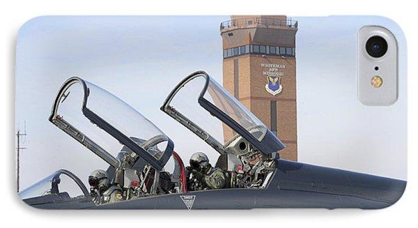 T-38 Talon Pilots Make Their Final Phone Case by Stocktrek Images