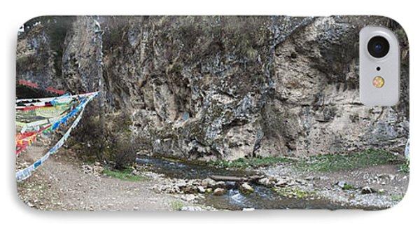 Taktsang Lhamo Path IPhone Case