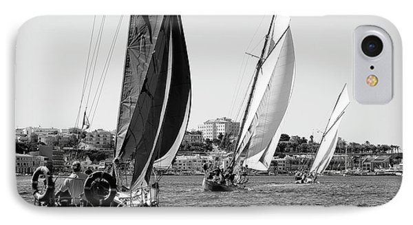 IPhone Case featuring the photograph Tall Ship Races 2 by Pedro Cardona
