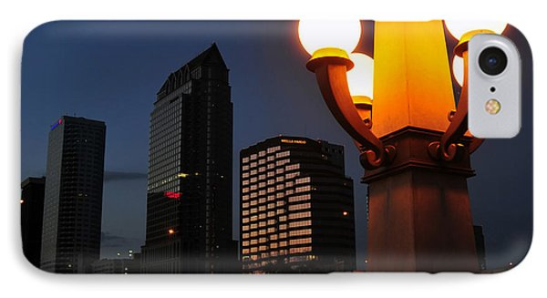 Tampa Style IPhone Case by David Lee Thompson