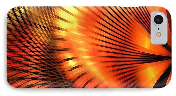 Tangerine Phone Case by Kim Sy Ok