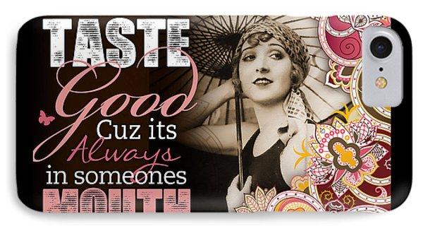 Taste Fourty Nine Phone Case by Chris Andruskiewicz