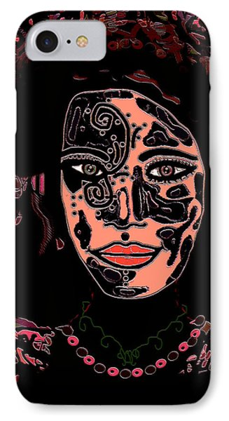Tattoo Artist Phone Case by Natalie Holland