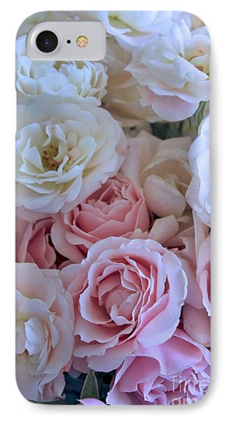 Tea Time Roses Phone Case by Carol Groenen