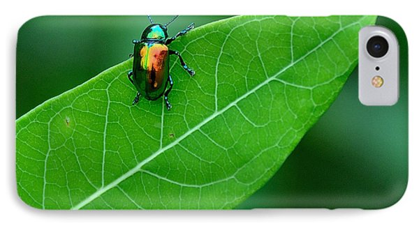 Technicolor Beetle 1 IPhone Case