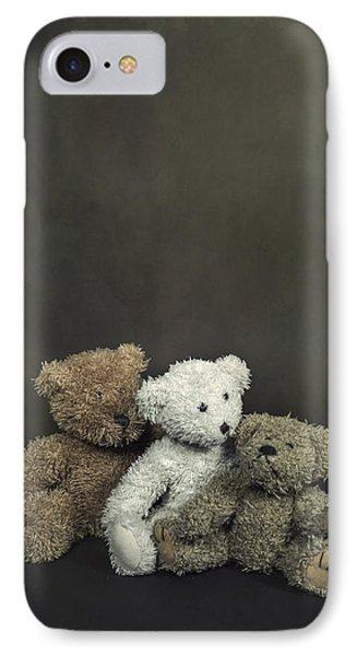 Teddy Bear Family Phone Case by Joana Kruse