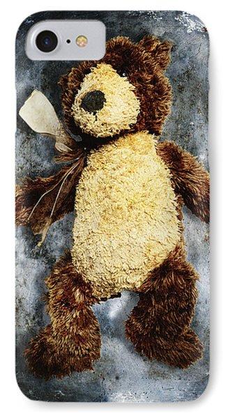Teddy Bear Phone Case by Skip Nall
