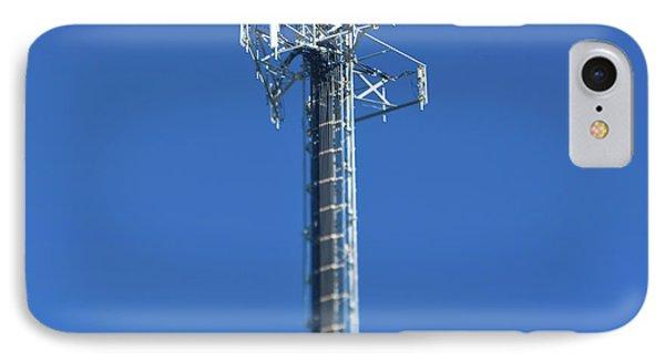 Telecommunications Tower Phone Case by Eddy Joaquim