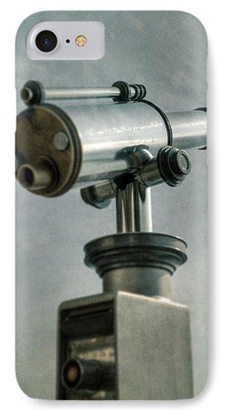 Telescope Phone Case by Joana Kruse
