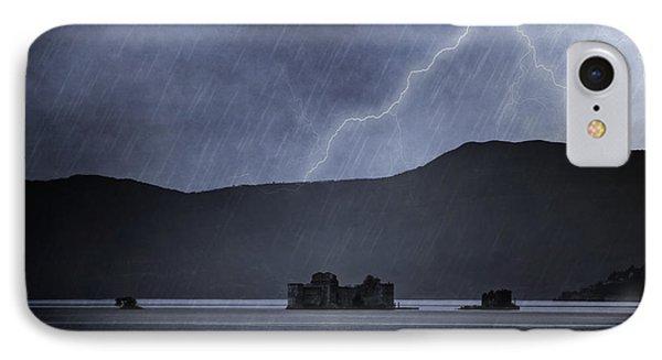 Tempest Phone Case by Joana Kruse