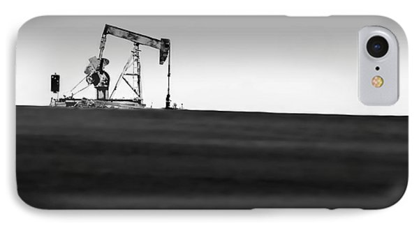 IPhone Case featuring the photograph Tenacious Deus Ex Machina  by Lin Haring