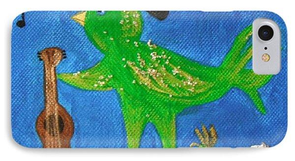 Tennessee Birdwalk Phone Case by Jeannie Atwater Jordan Allen