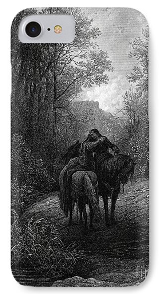 Tennyson: Guinevere Phone Case by Granger