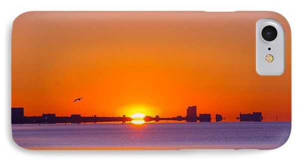 IPhone Case featuring the photograph Tequila Sunrise by Brian Wright