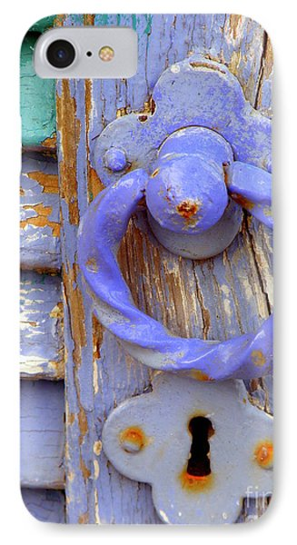 Terrace Door Phone Case by Lainie Wrightson