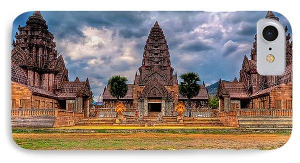 Thai Temple Phone Case by Adrian Evans