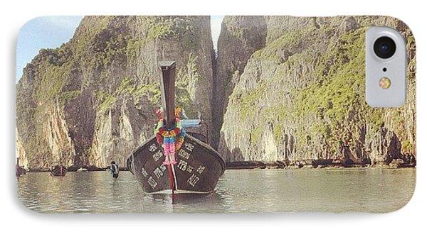 #thailand #phuket #mayabeach #mayabay IPhone 7 Case