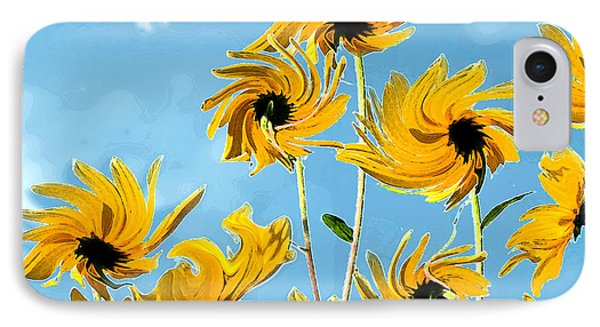 IPhone Case featuring the photograph Thank You Vincent by Deborah Smith