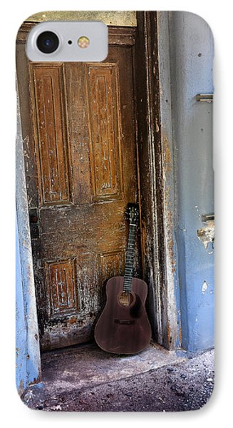 That Old Guitar Phone Case by Bill Cannon
