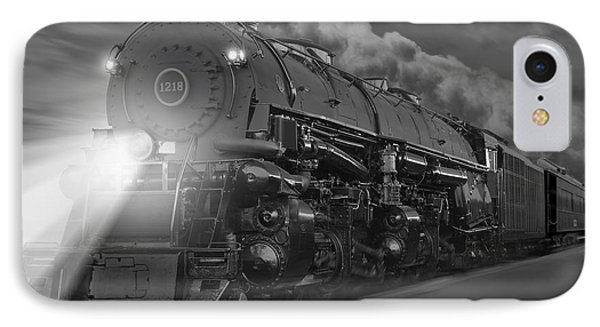 The 1218 On The Move Phone Case by Mike McGlothlen